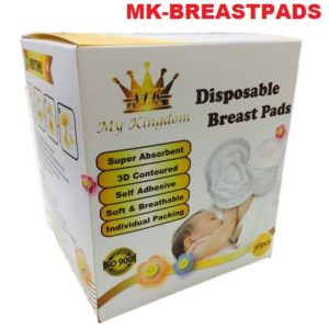 My Kingdom Disposable Breast Pads