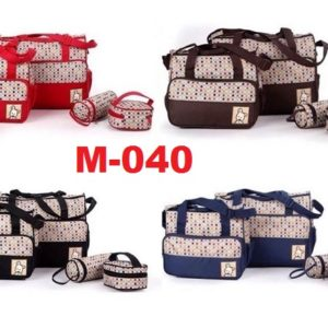 Mummy Diaper Bag 5 in 1 M-040