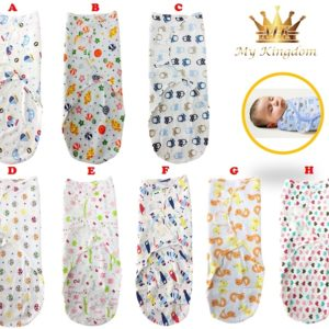 Swaddle Adjustable Infant Wrap