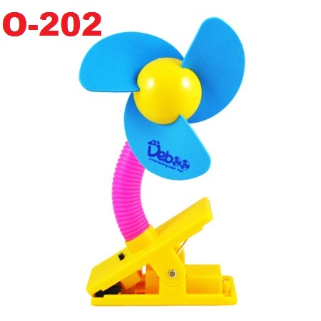 Deboo Clip-on Fan with USB O-202