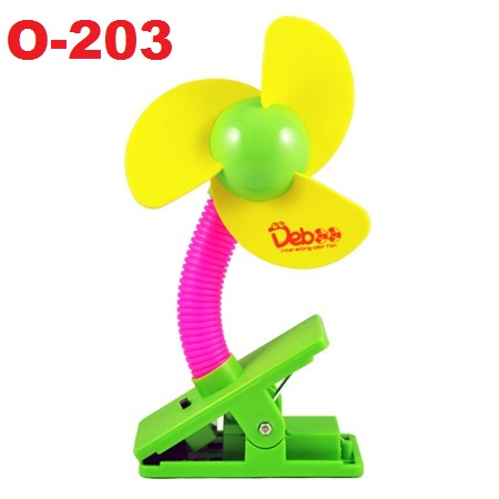 Deboo Clip-on Fan with USB Cable O-203