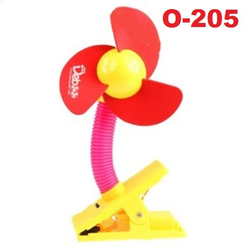 Deboo Clip-on Fan with USB Cable O-205