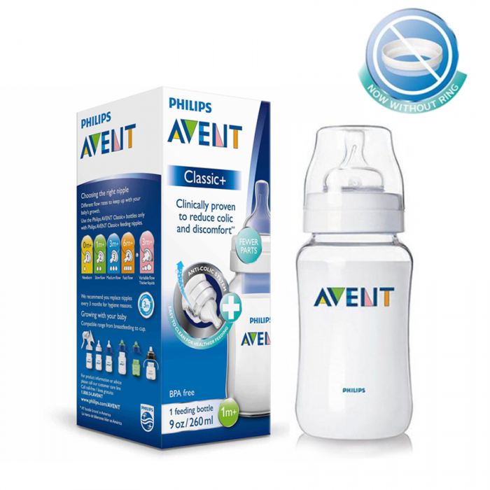 Philips Avent Classic Plus Bottle Single Pack
