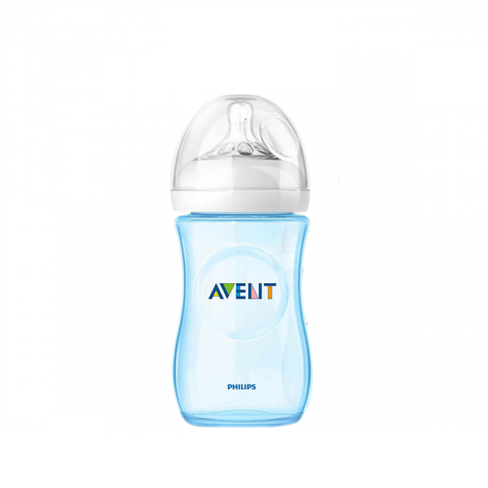Philips AVENT Natural Special Edition Blue Single Loose - No Box