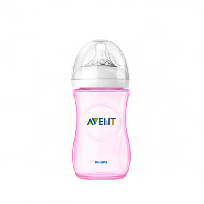 Philips AVENT Natural Special Edition Pink Loose - No Box