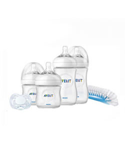 Philips AVENT Natural Range Newborn Starter Set