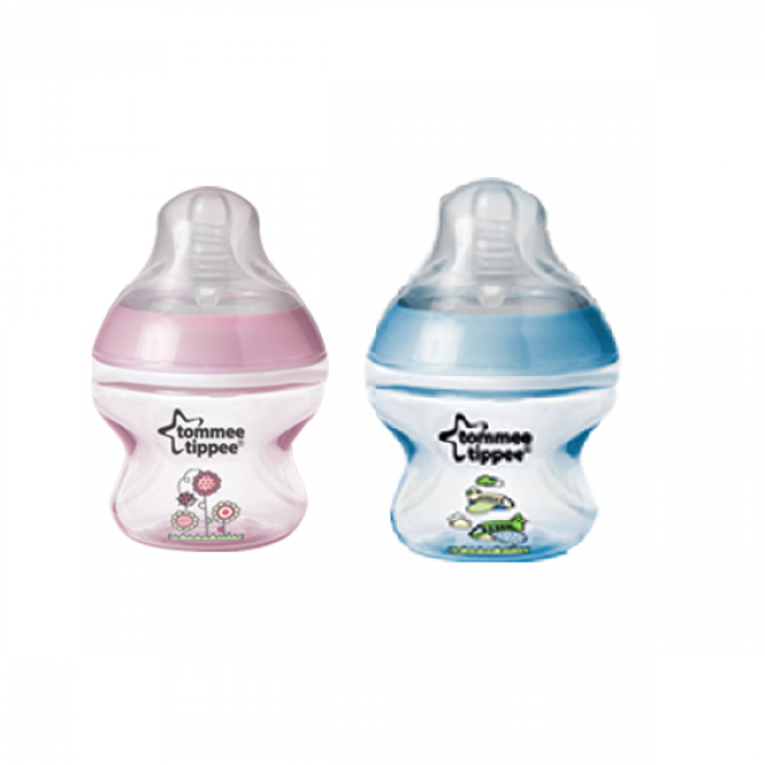 Tommee Tippee Closer Nature Colour Bottle Single Pack