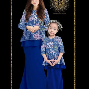 Baju raya mommy 2018 #CFO