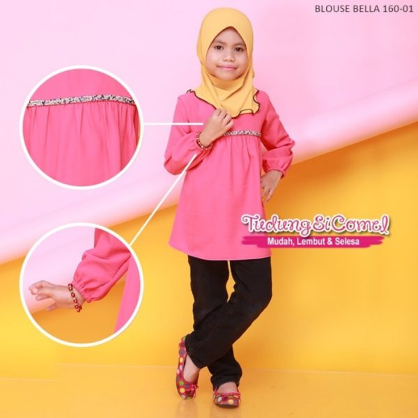 BLOUSE BELLA 160-01